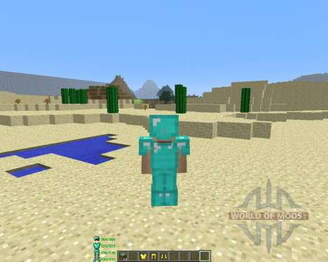 Show Durability 2 [1.6.4] pour Minecraft