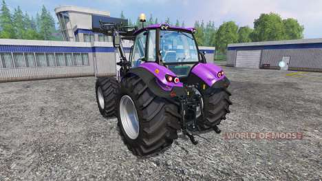 Deutz-Fahr Agrotron 7250 Forest Queen v2.0 purpl für Farming Simulator 2015
