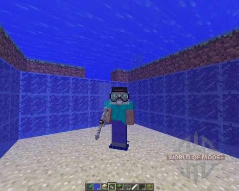 Deep Sea Diving [1.7.10] pour Minecraft