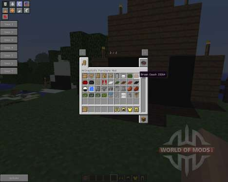 MrCrayfishs Furniture [1.5.2] für Minecraft