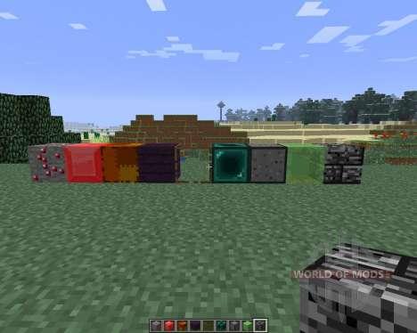 MoreCraft [1.6.4] für Minecraft