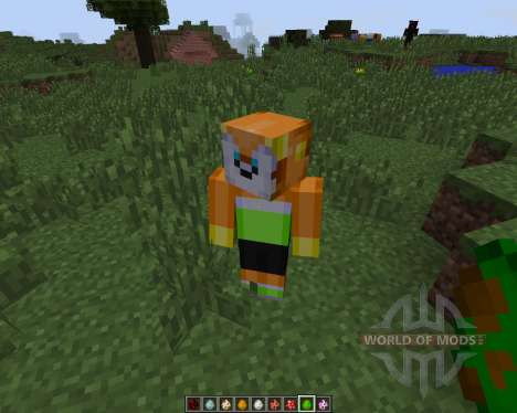 Sonic The Hedgehog [1.7.2] pour Minecraft