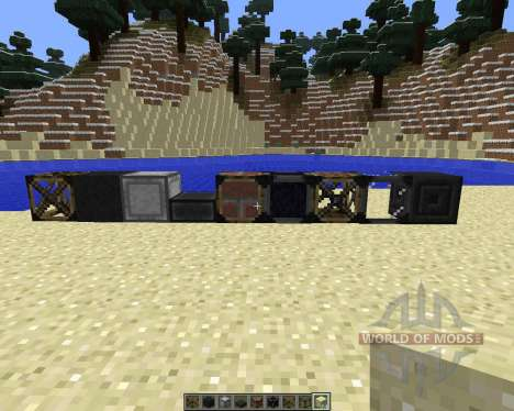 Artifice [1.6.4] pour Minecraft