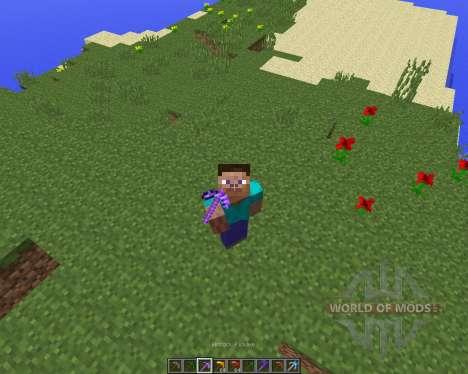 More Pickaxes [1.8] pour Minecraft