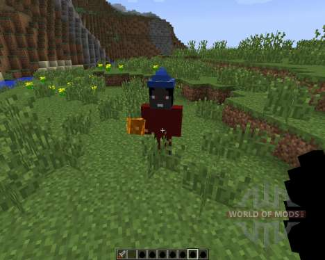 Fake (Monster) Ores [1.7.2] pour Minecraft