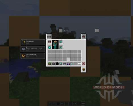 Good Game Glasses [1.7.2] pour Minecraft