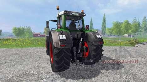 Fendt 1050 Vario v1.2 pour Farming Simulator 2015