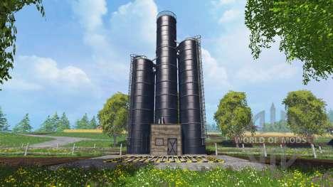 MH Forwarding v1.1 pour Farming Simulator 2015