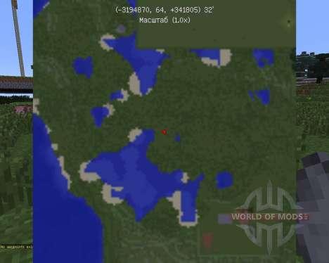 Zans Minimap [1.6.4] pour Minecraft