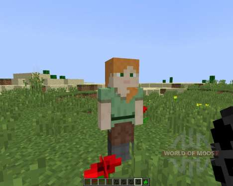The Zombie Apocalypse für Minecraft