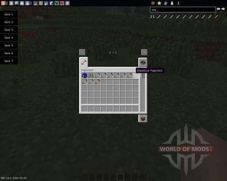 Pogo Stick [1.6.4] für Minecraft