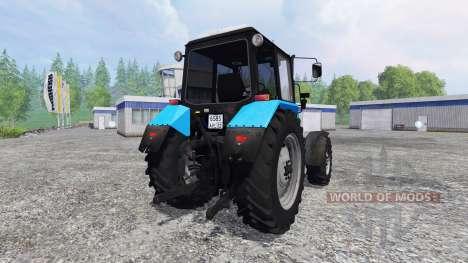 MTZ-1221.2 v2.0 für Farming Simulator 2015