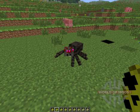 Kwasti Bust Monsters [1.6.4] für Minecraft