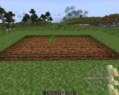 Planter Helper [1.7.2] für Minecraft
