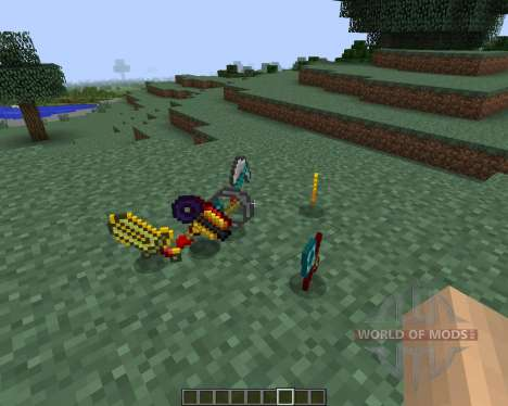 Epic Weapons [1.7.2] pour Minecraft