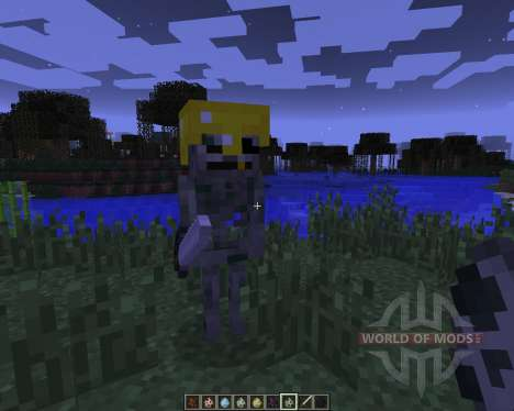 Mo Skeletons [1.7.2] für Minecraft