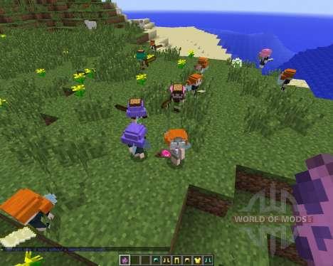 Fairy [1.7.2] pour Minecraft