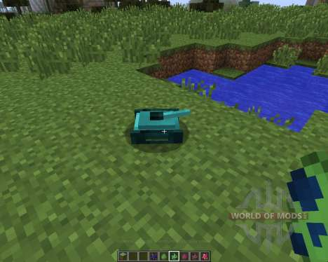Mini Bots [1.7.2] pour Minecraft