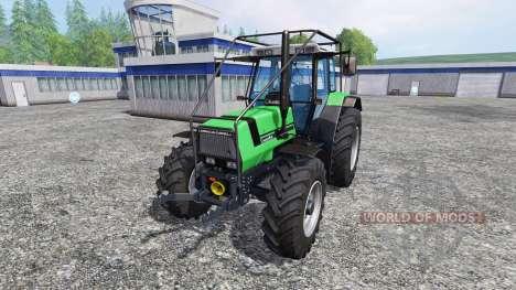 Deutz-Fahr AgroStar 6.61 Forestry pour Farming Simulator 2015
