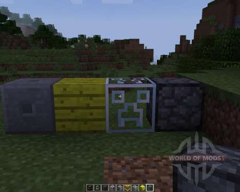 Extra Utilities [1.7.2] pour Minecraft