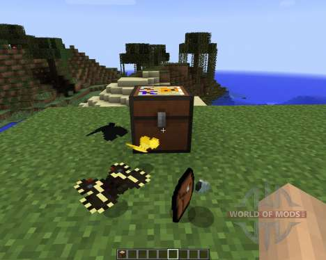 Forestry [1.7.2] pour Minecraft