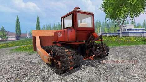 DT-75 Wald für Farming Simulator 2015
