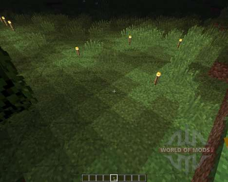 Better Foliage [1.8] pour Minecraft
