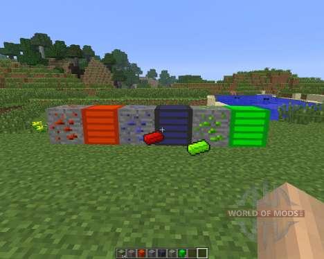 Xenorite [1.6.4] pour Minecraft