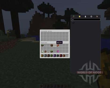 Backpacks [1.8] für Minecraft