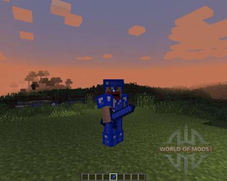 Better Mining [1.7.2] pour Minecraft
