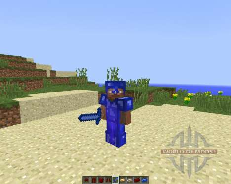 Armour Expansion für Minecraft