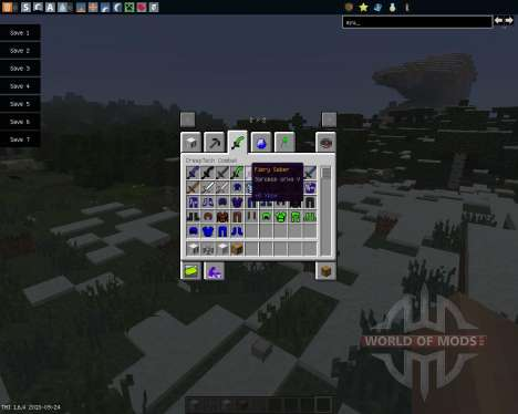 CreepTech [1.6.4] pour Minecraft