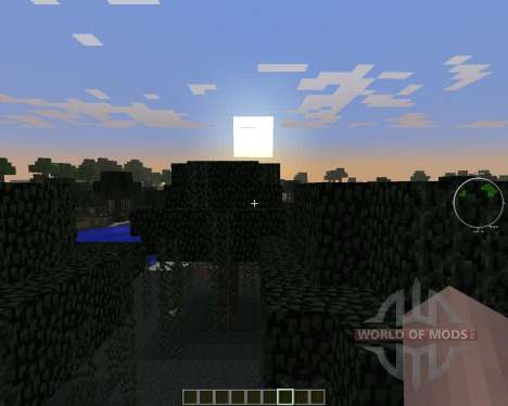 Material Detector [1.6.4] pour Minecraft
