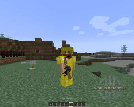 Enemy Soldiers [1.7.2] pour Minecraft
