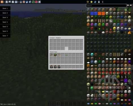 Simple Ender Pouch [1.6.4] pour Minecraft