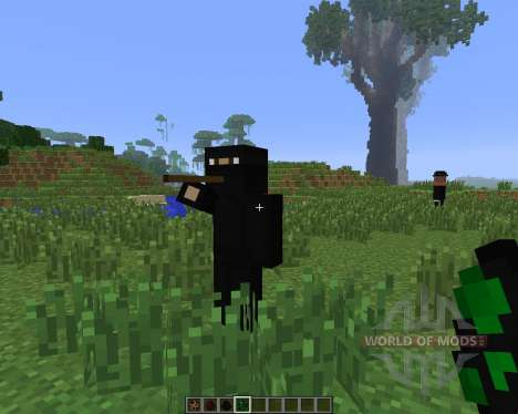 Secret Agent Craft [1.6.4] für Minecraft
