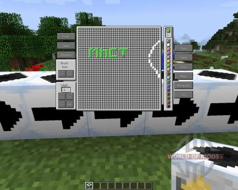Printer Block [1.7.2] pour Minecraft
