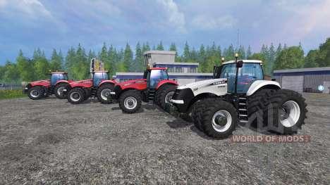 Case IH Magnum CVX 380 v1.3 [pack] für Farming Simulator 2015