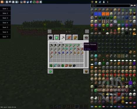 Vanilla Plus [1.6.4] für Minecraft