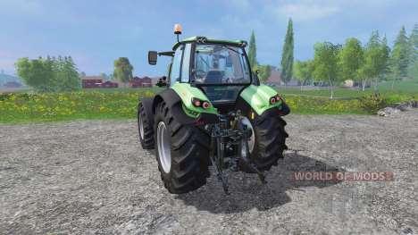 Deutz-Fahr Agrotron 7250 TTV v2.0 pour Farming Simulator 2015
