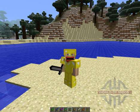 Miners Heaven [1.6.4] pour Minecraft