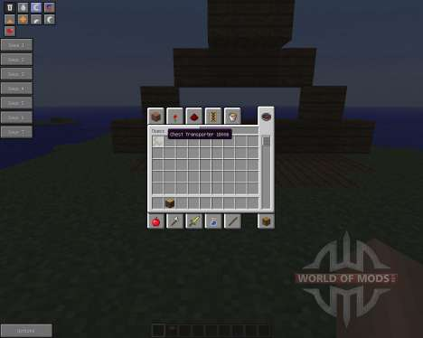 Chest Transporter [1.5.2] pour Minecraft