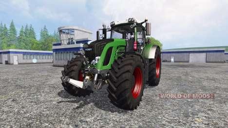 Fendt 936 Vario v2.0 für Farming Simulator 2015