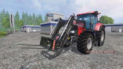 Case IH Puma CVX 160 FL v2.0 pour Farming Simulator 2015