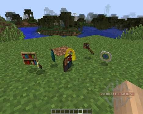 Simple Portables [1.7.2] für Minecraft