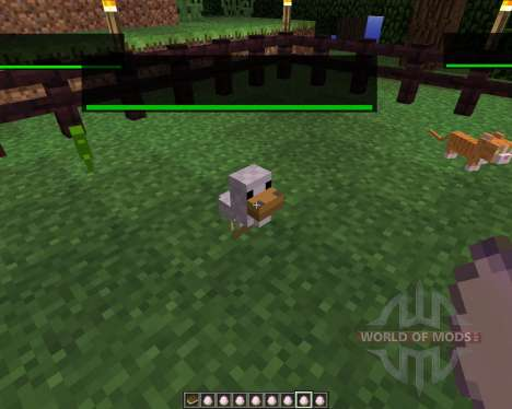 Dog Cat Plus [1.5.2] für Minecraft