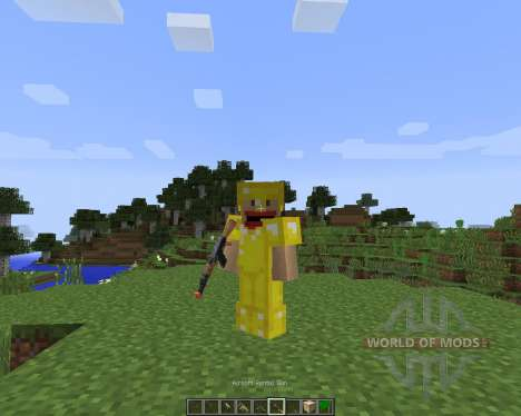 Airsoft [1.7.2] pour Minecraft