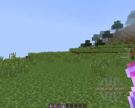 StatusEffectHUD [1.8] für Minecraft