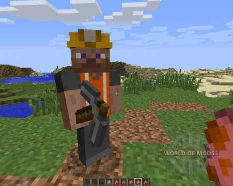 Mo People [1.6.2] für Minecraft