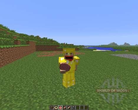 More Meat 2 [1.6.4] für Minecraft
